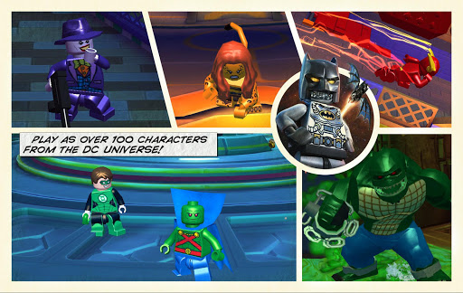 LEGO ® Batman: Beyond Gotham  screenshots 11