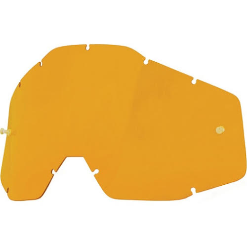 100% Replacement Anti-Fog Lens, Persimmon