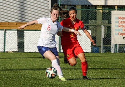 Luna Vanzeir (zus van) zorgt voor late gelijkmaker Red Flames U17 tegen Bosnië-Herzegovina