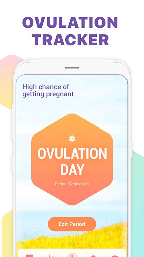 Period Tracker, Ovulation Calendar & Fertility app