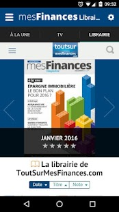 Mes Finances- screenshot thumbnail