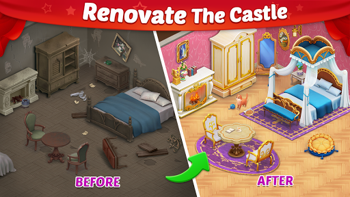 Castle Story: Puzzle & Choice 1.3.7 screenshots 1
