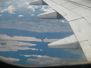 Photo: Over Croatia
