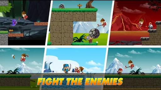 Télécharger Gratuit Mighty Monk Fighter - The Jungle Adventure APK MOD (Astuce) screenshots 1