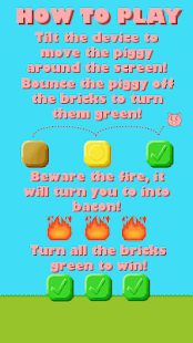 Bounce A Piggy screenshot