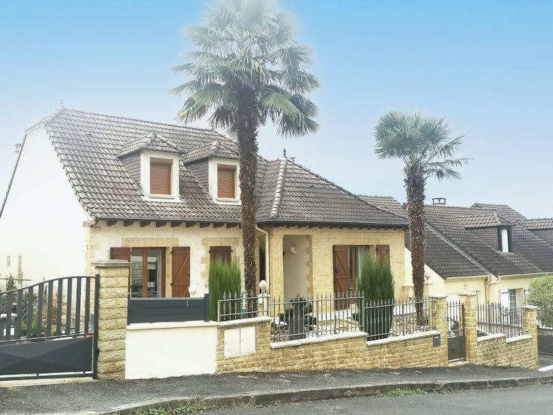 Vente villa 6 pièces 165 m² à Brive-la-Gaillarde (19100), 350 000 €