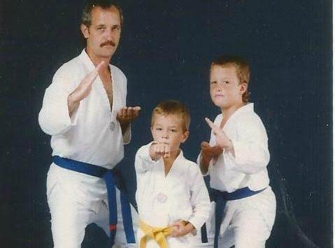 The Family That Fights Together Stays Together.