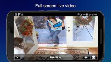 Screenshot of eSecure 2.0