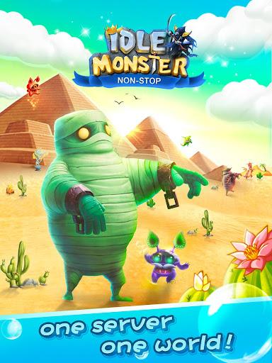 Idle Monster:Non-stop screenshot