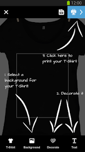 Design & Get Your T-Shirt - náhled