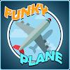 Funky Plane App Icon