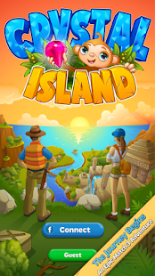 Crystal Island- screenshot thumbnail