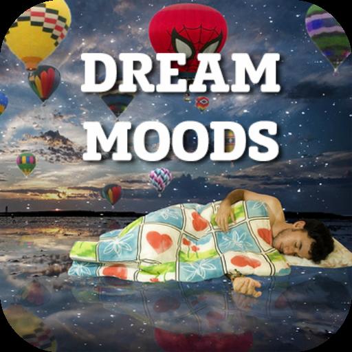 书籍のあなたの夢のムードを解釈あなたの夢の気分や意味を LOGO-HotApp4Game