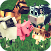 Animals Craft: Blockwelt Erforschung & Design APK