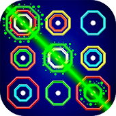 Crazy Contour : Color Rings Puzzle Game
