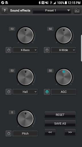 jetAudio HD Music Player Plus screenshot 8