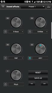 jetAudio HD Mod Apk Music Player Plus 7