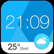 Material Design Cool Widget  Icon