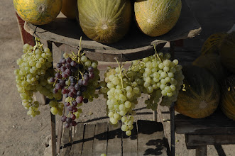 Photo: Grape and Melon