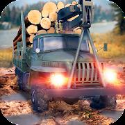 Sawmill Driver: Logging Truck & Forest Harvester