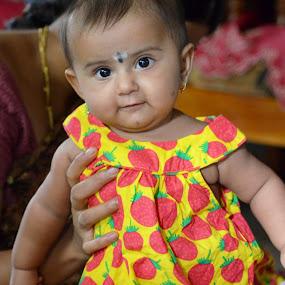 Manasvi by Vinay Ad - Babies & Children Babies ( vinay )