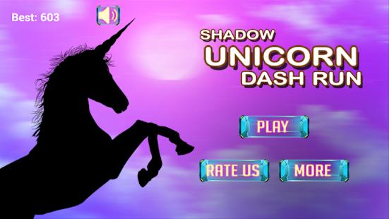 Shadow-Unicorn-Dash-Run