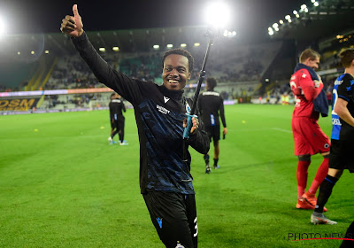 """Percy Tau séduit : """"Je pense que le Club de Bruges va déborder la concurrence"""""""