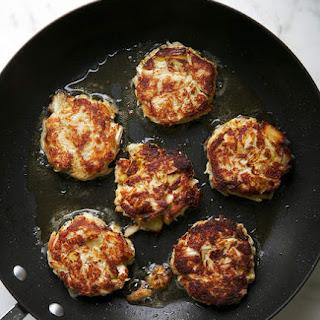 Artichoke Cakes Recipes.