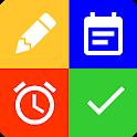 Scheduler. Task list. Reminders icon