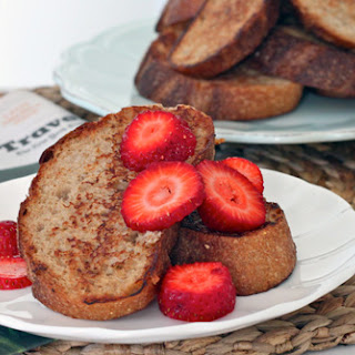 Vegan Coconut French Toast Recipe