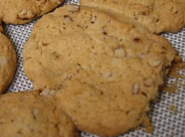 Pecan Icebox Cookies Recipe