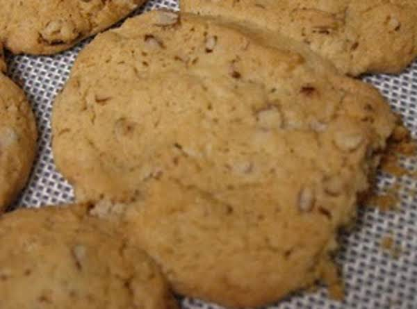 Pecan Icebox Cookies Recipe