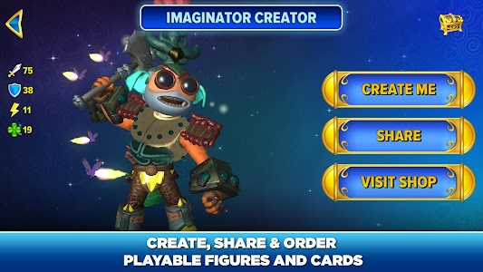Skylanders™ Creator screenshot 1
