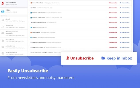 Clean Email App Latest Version Download For Android and iPhone 8