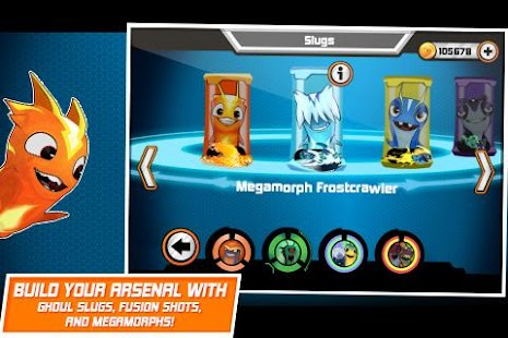 Slugterra: Slug it Out!- screenshot thumbnail