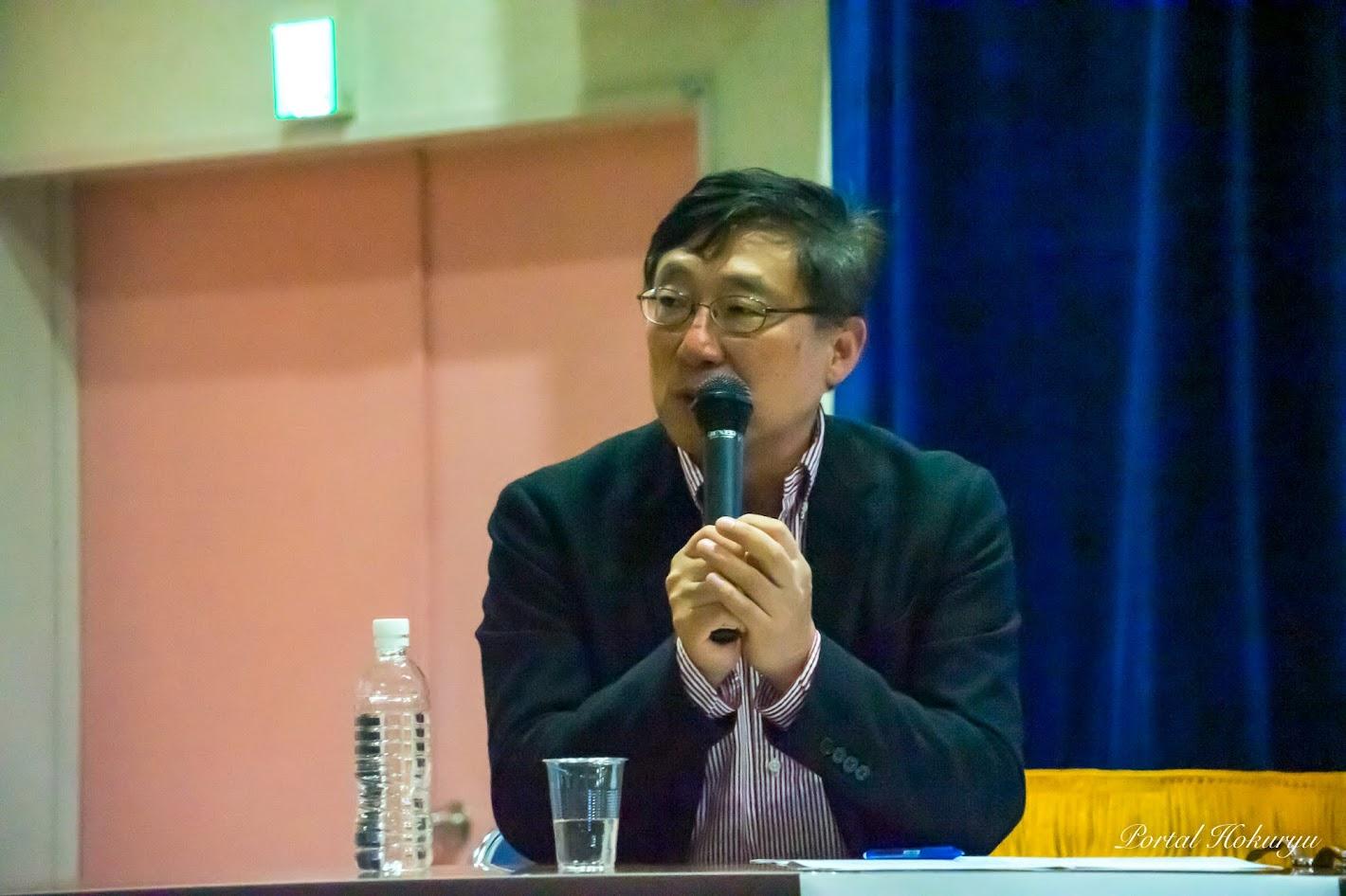 立正大学・鈴木輝隆 特任教授: