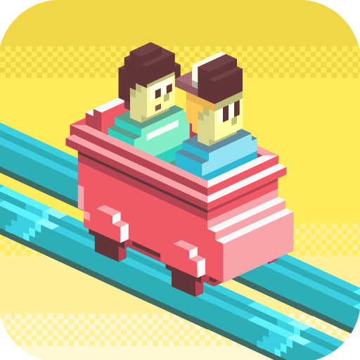 Pix Fun Rails (Rollercoaster) file APK Free for PC, smart TV Download