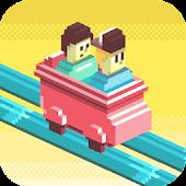 Pix Fun Rails (Rollercoaster)