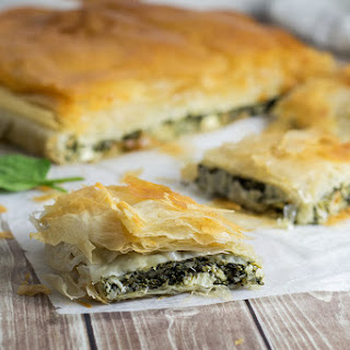 Italian Spinach Pie Recipes