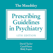 The Maudsley Prescribing Guid