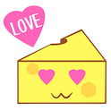 Cheezy Cheese☆Stamp App