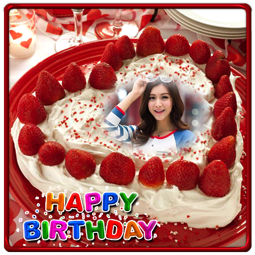 Birthday Cake Frames Apps On Google Play