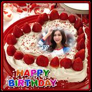 Birthday Cake With Photo.Birthday Cake Frames Android Apk Free Download Apkturbo