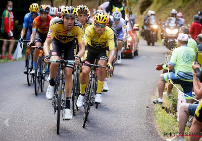 """Tom Dumoulin verzweeg blessure tijdens Ronde van Frankrijk: """"We waren als ploeg met heel andere dingen bezig"""""""