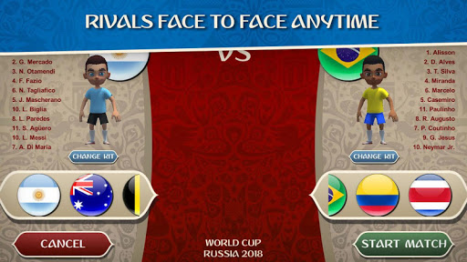 Football World Cup - Football Kids screenshots 3