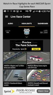 NASCAR MOBILE- screenshot thumbnail