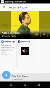 Antenna Radio screenshot 0