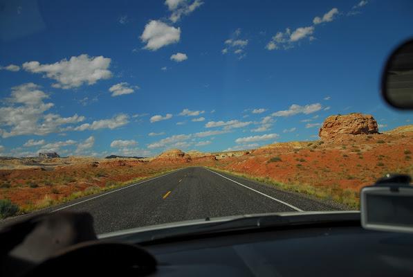 on the road di domenicolobinaphoto