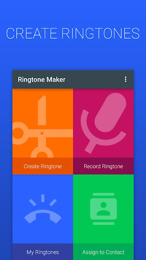 Ringtone Maker and MP3 Editor 1.3.8 screenshots 1
