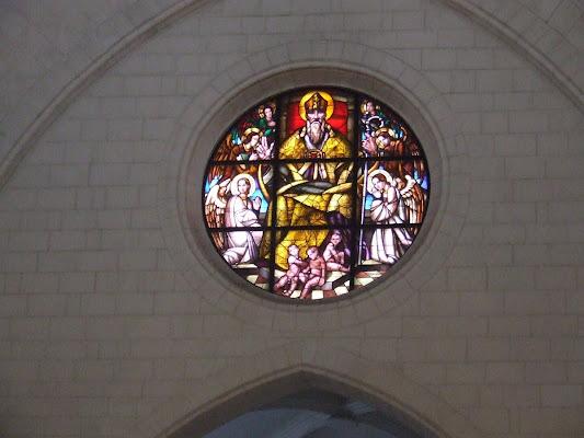 Dio  sul trono celeste di Pretoriano